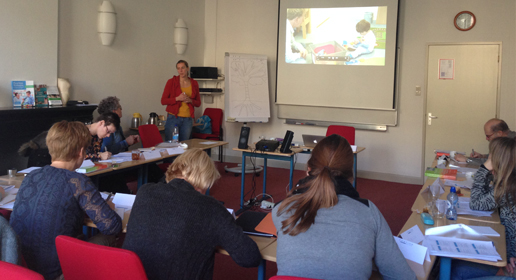 In company trainingen professionals in de gehandicatpenzorg